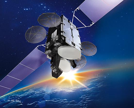 Our satellites