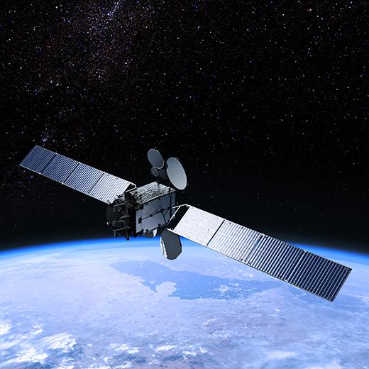 Space Systems Communication Satellites Mitsubishi Electric