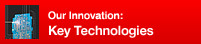 Our Innovation: Key Technologies