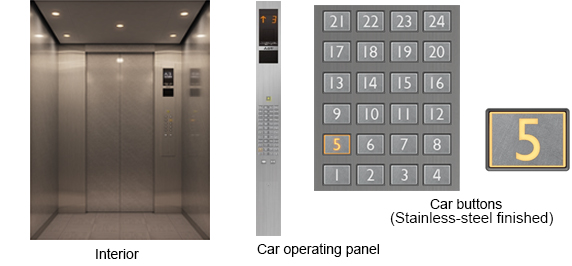 Elevators & Escalators - MITSUBISHI ELECTRIC