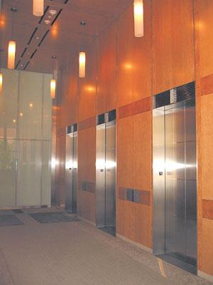电梯和自动扶梯-三菱电机