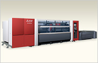 All-round machine for thin to thick plates with the best cost performance.