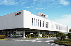 Leading-edge Development and Production Core competencies About Us | MITSUBISHI ELECTRIC FA