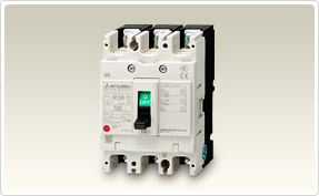 Alat Pemutus Sirkuit Berbentuk (Molded-Case Circuit Breaker/MCCB)