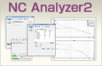 Servo Adjustment : NC Analyzer2