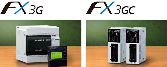 Standard model (FX3G/FX3GC)