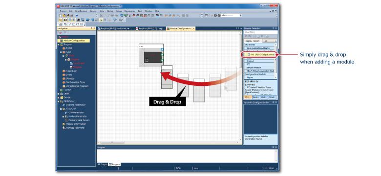 GX Works3 MELSEC iQ-F series   MITSUBISHI ELECTRIC FA
