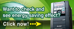 Want check and see energy saving effect?