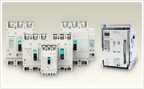 Low-voltage Circuit Breakers | MITSUBISHI ELECTRIC FA