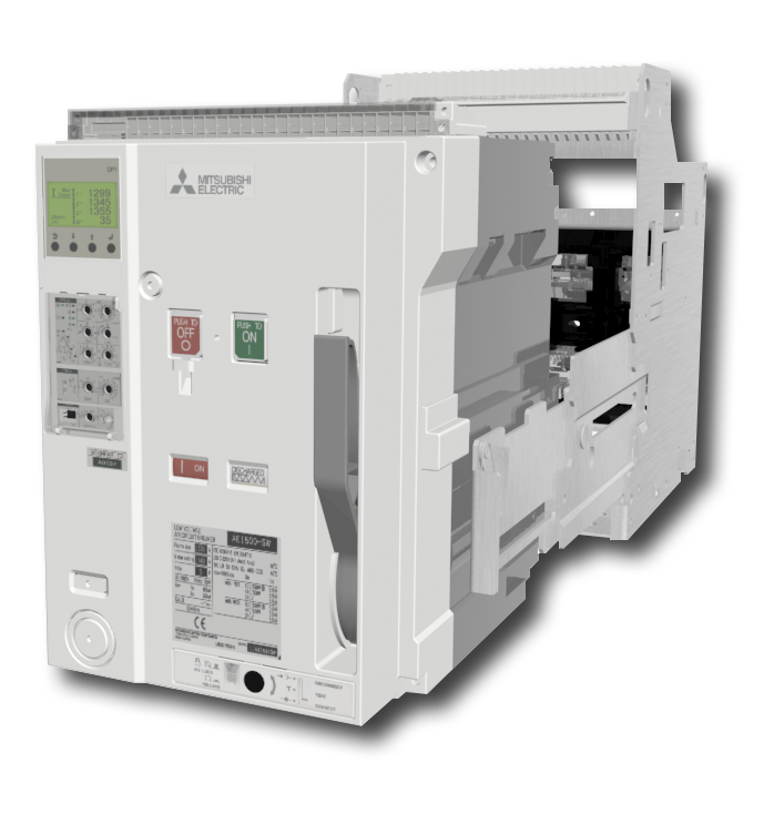 AE-SW - Low Voltage Air Circuit Breakers