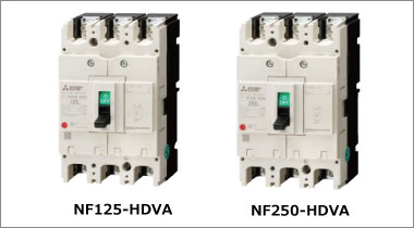 Molded Case Circuit Breakers For Dc Circuit Up To 1000vdc Low Voltage Circuit Breakers Mitsubishi Electric Fa