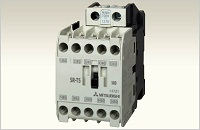 Contactor Relay with Overlap Contact