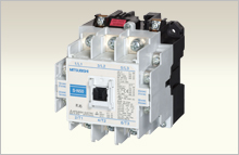 High switching type contactors