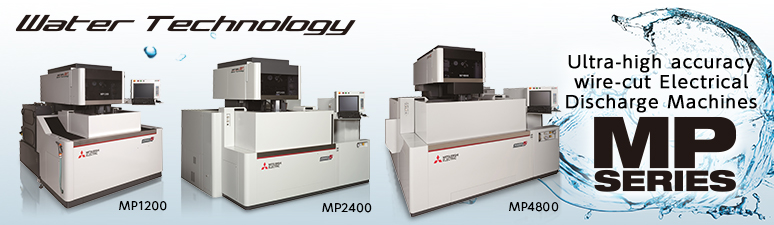 MP Series Wire-cut EDMs Electrical Discharge Machines (EDM ...