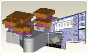CAD/CAM, S/W : Provides workshop solutions with bundle of various EDM dedicated softawre.