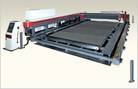 Large-size XL series machine, achieves drastically improved cutting performance.