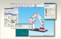 3D simulator MELFA-Works