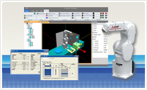 MELFA Engineering software