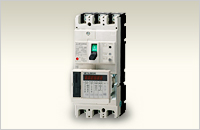 Earth Leakage Circuit Breakers with Measuring Display Unit