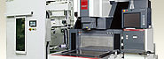 Options, automation system : Mitsubishi Electric EDMs offer abundant options and automation systems.