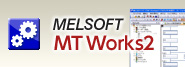 Engineering software MELSOFT MT Works2
