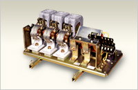 Heavy Duty Clapper Type Contactors