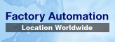 Factory Automation Location Worldwide