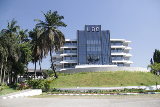 Union Business Centre, location of Yangon Branch Office, Mitsubishi Electric Asi