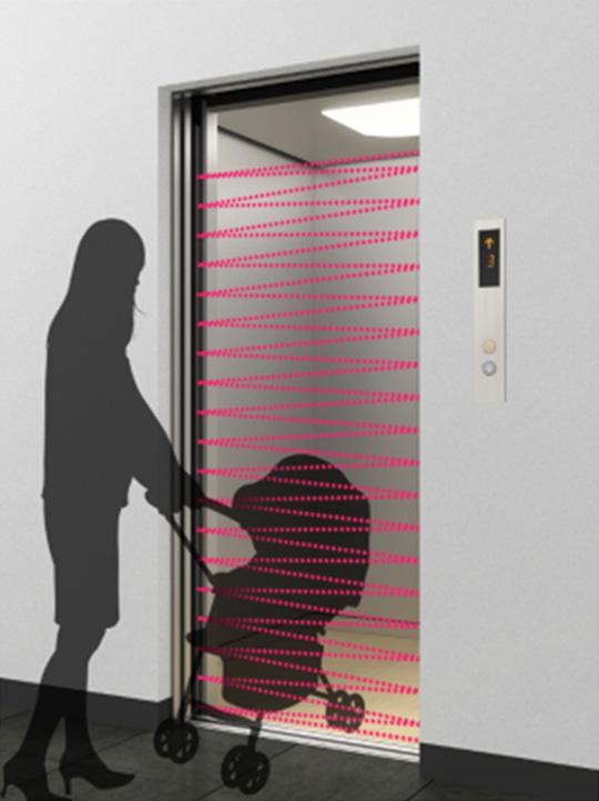 Lift Door Sensor Amp 100 Original Kone Elevator Door Sensor