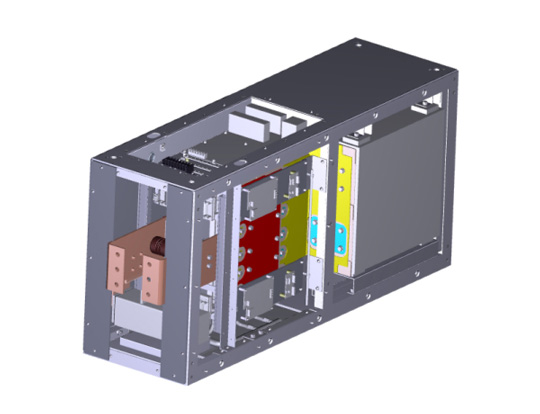 Image of SVC-DiamondTM MMC sub-module