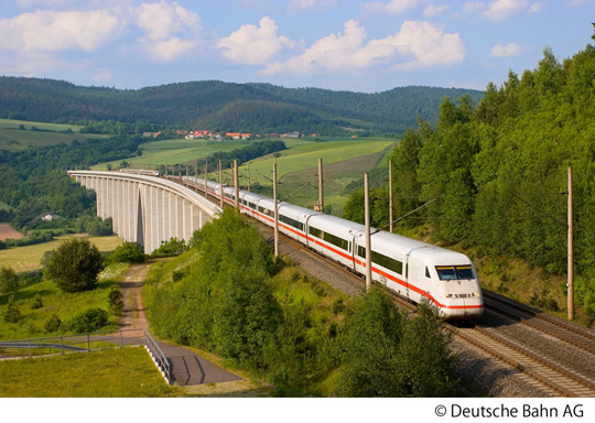 Intercity Express 2 high-speed trains by DB