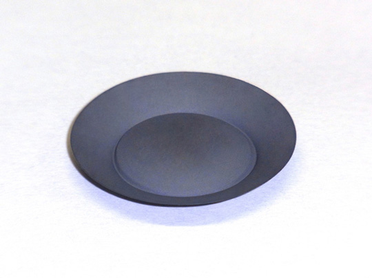 Boron-carbide diaphragm made with Mitsubishi Electric's new technologies