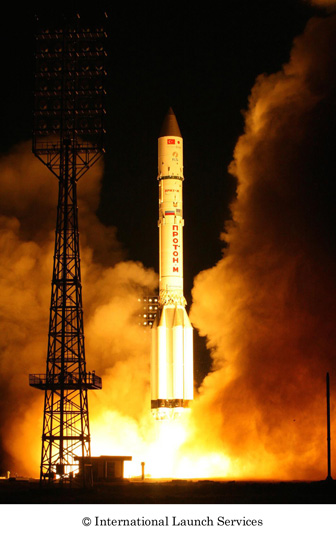 Launch of TURKSAT-4B