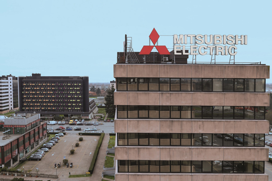 mitsubishi electric news releases mitsubishi electric establishes