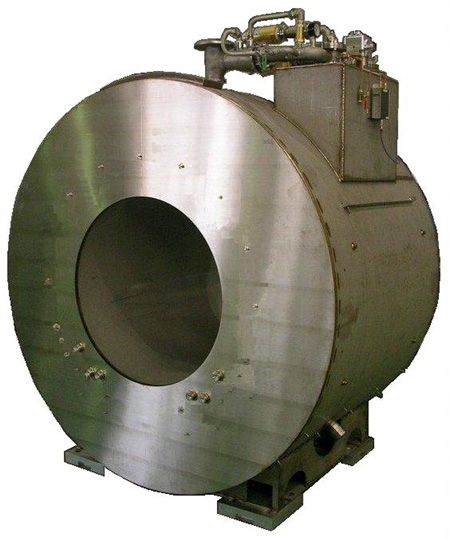 Superconducting magnet for MRI machine