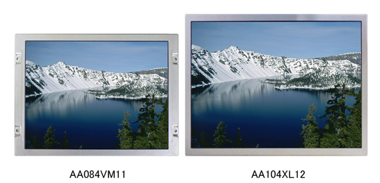 Mitsubishi Electric Color Transflective Series TFT-LCD modules