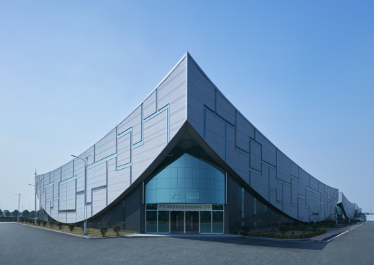 Changshu Innovation Center for Green & Intelligent Manufacturing