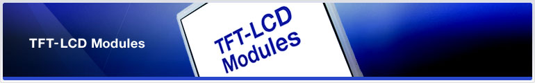 TFT-LCD Module Product Features
